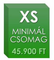 Minimál csomag