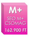 SEO M+ csomag